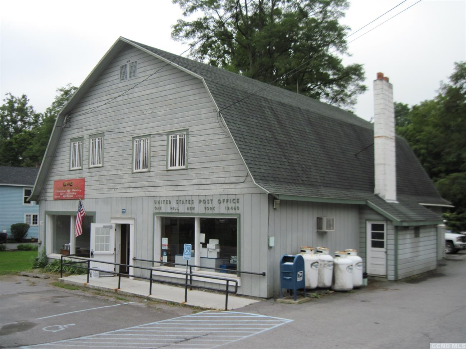 oak hill post office hours